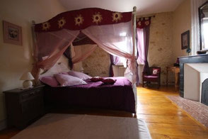chambre twin La Noue