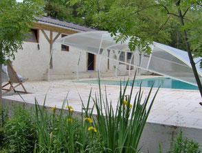 piscine du Moulin du Pont Aurignac