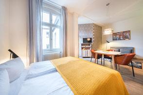 Design Apt. 40 Balkonzimmer, Kurfürstenstr. 15