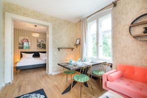 Design Apt. 81 Villa Arnim, Weinbergstr. 20, 1. OG