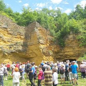 Visites guidées du patrimoine groupe Pays de L'Arbresle