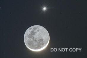 月と金星 徳畑祐司