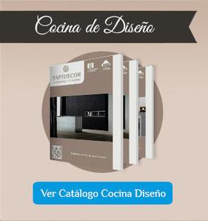 Catálogo de cocina de diseño