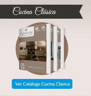 Catálogo de cocina clásica