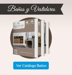 Catálogo de baños y vestidores