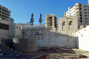 Sharjah Altstadt