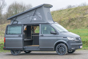 Neue Discarvery T6.1 Camper