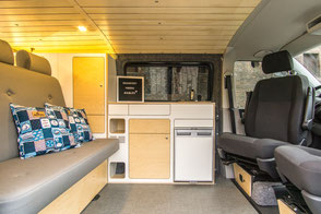 Discarvery VanBUS Camper