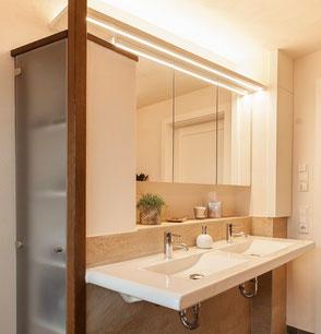 Badezimmer im Altbau
