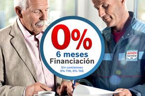 Financia sin ningún interés ni comisión en 3 o 6 meses las reparaciones o mantenimiento de tu vehículo.