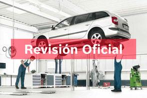La revisión oficial con la misma garantía de origen. Realizando la revisión se conserva la garantía de origen del vehículo.