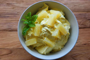 Curry-Ananas-Dip