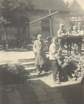 Bild: Wünschendorf Erzgebirge Schule Schubert