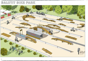 bikepark ASSOCIAZIONE I BALUTIT
