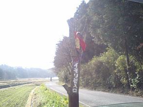 イモリ谷入り口