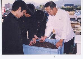 微生物の選別培養実験(H10)