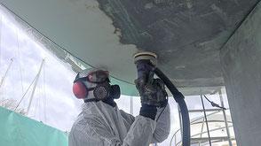 Epoxy primer, båt, epoxy, primer, grunning