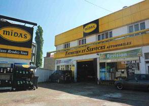 Midas Bezons - Garage - Entretien voitures
