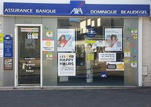AXA Assurance - Agence Brosse - Bezons
