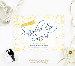 Save the date cards cheap