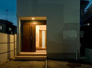 名古屋市 新築施工事例 Works 13 への画像リンク