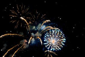 Feuerwerk Pyrotechnik