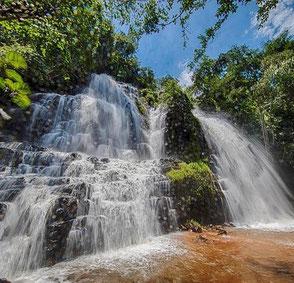 Wasserfall Karera
