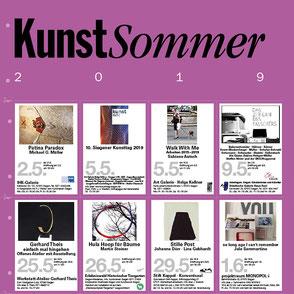 Kunstsommer 2019, Kunstverein Siegen