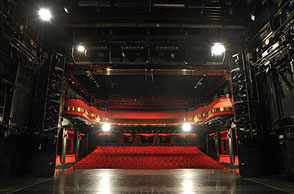 AutoSTAGE for the theatre