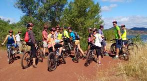 activité vélo VTT pour groupe entreprise 34 Hérault Languedoc Occitanie