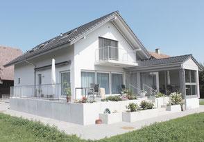 Neubau Einfamilienhaus Koppigen