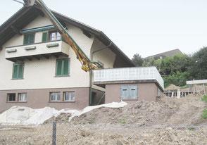 Umbau Einfamilienhaus Koppigen