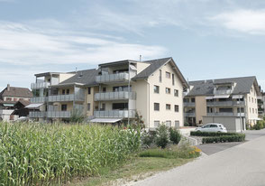 Neubau Mehrfamilienhaus Koppigen