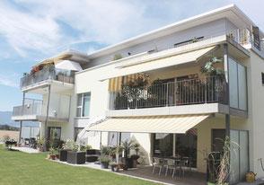 Neubau Mehrfamilienhaus Recherswil