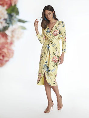 foto moda barcelona vestidos fiesta lookbook