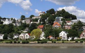 Exklusive Luxusimmobilien an der Elbe