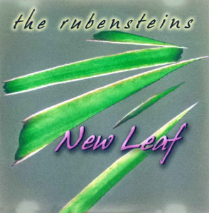 """New Leaf "" front cover"