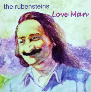""" Love Man ""  front cover"