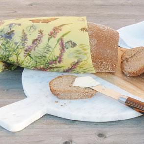 Bienenwachstuch fuer Brot