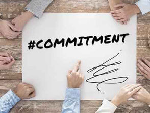Workshop Commitment für Teams