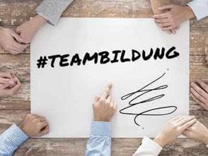 Teambuilding und Teamstart per Workshop