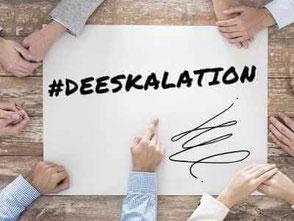 Professionelle Deeskalation als Training und Workshop