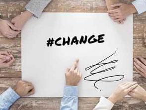 Change Workshop für Teams