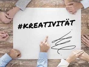 Neue Kreativität im Team als Workshop
