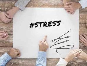 Kompetenz im Umgang mit Stress als Workshop