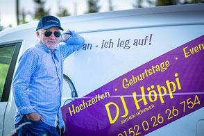 Hochzeits und Event DJ Höppi