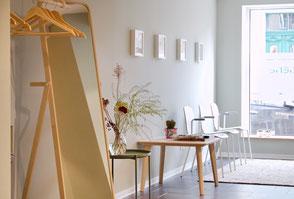dieartige//Design Studio - Gestaltung Neue Physiopraxis, Wartebereich
