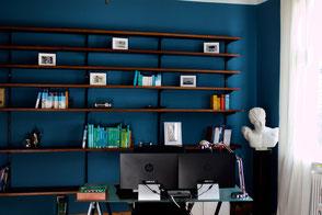 dieartige//Design Studio - Gestaltung Arbeitszimmer