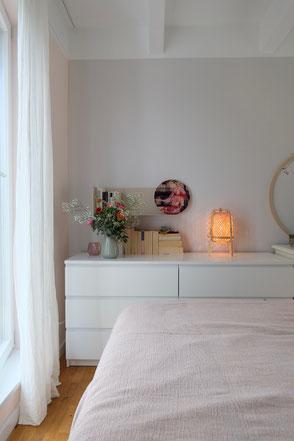 dieartigeBLOG - Schlafzimmer Frühling / bedroom spring