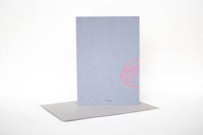 dieartigeBLOG - Klappkarten Edition TIERE DES WALDES, Der Siebenschläfer